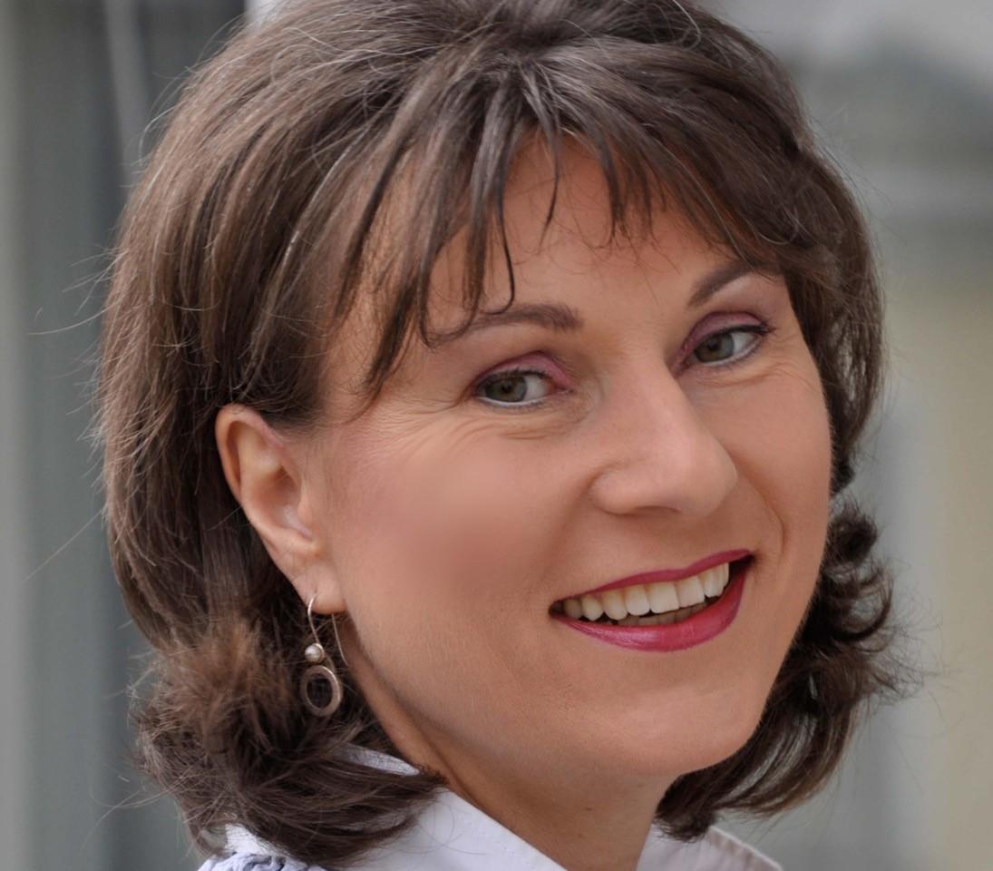Imageberaterin Regina Maas Farbpsychologie
