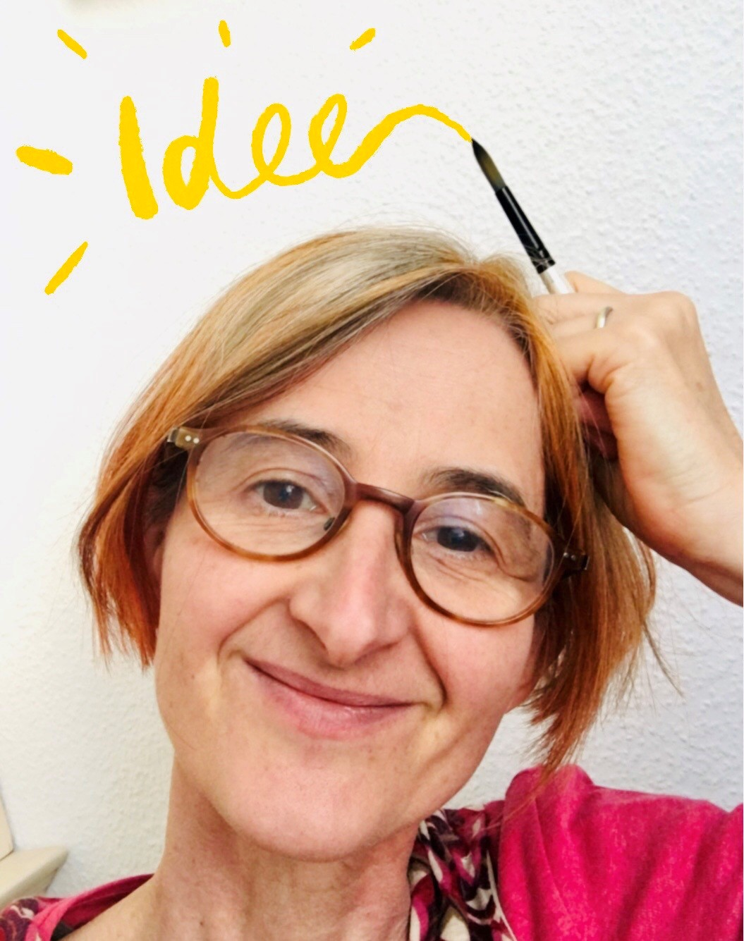 Nathalie Bromberger Traumbeere Kreativität