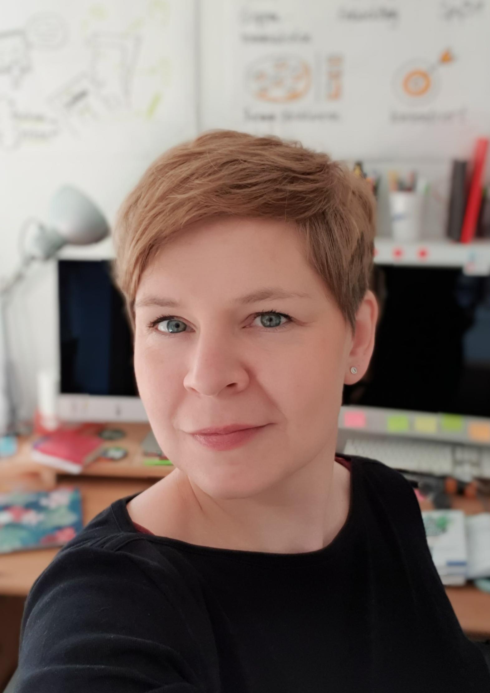 Gudrun Wegener Achtung Designer Traumbeere Kreativität
